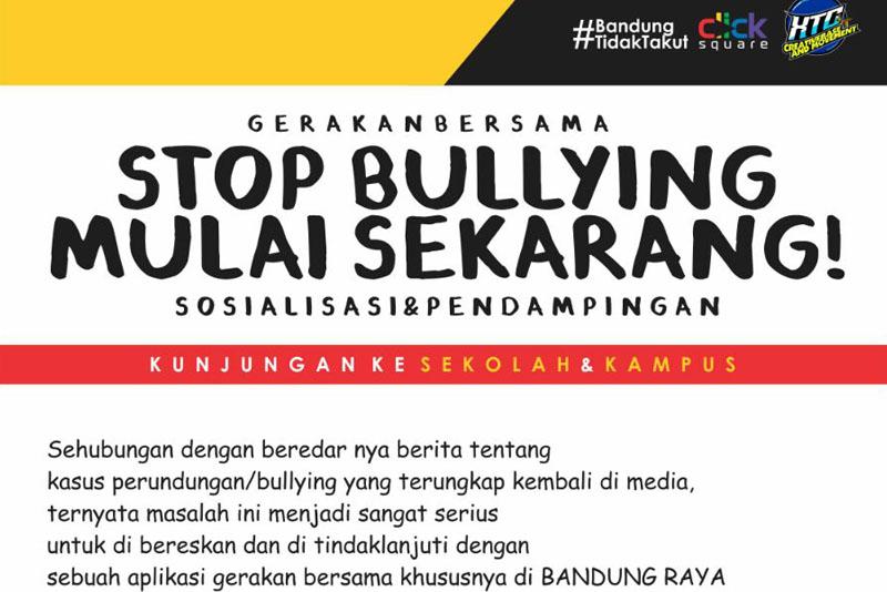 STOP BULLYING MULAI SEKARANG..!