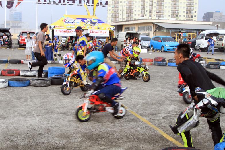 Prestasi Pembalap Minigp Kota Jogja