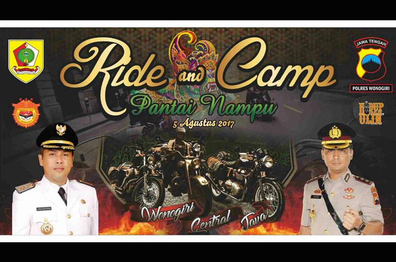 RIDE AND CAMP NAMPU BEACH