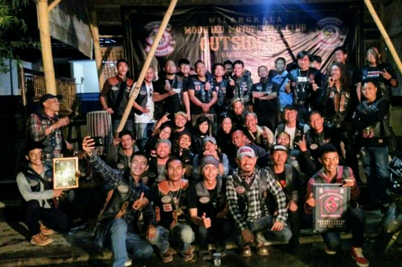 Moment Anniversary MMC Outsiders Garut Chapters ke-6 (Tasyakur Milad ke 6)