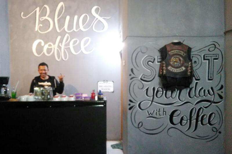 Blues Coffee