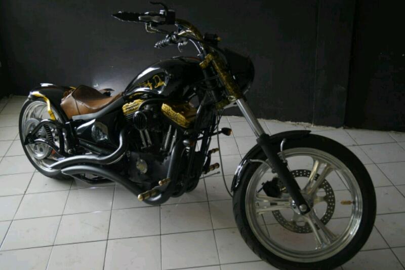 Harley-Davidson Sportster 1.200, 1997