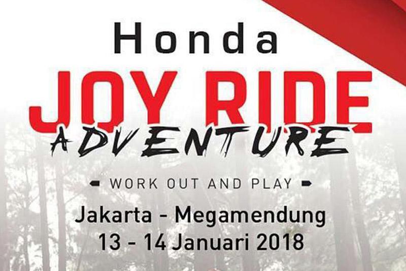 Honda Joy Ride