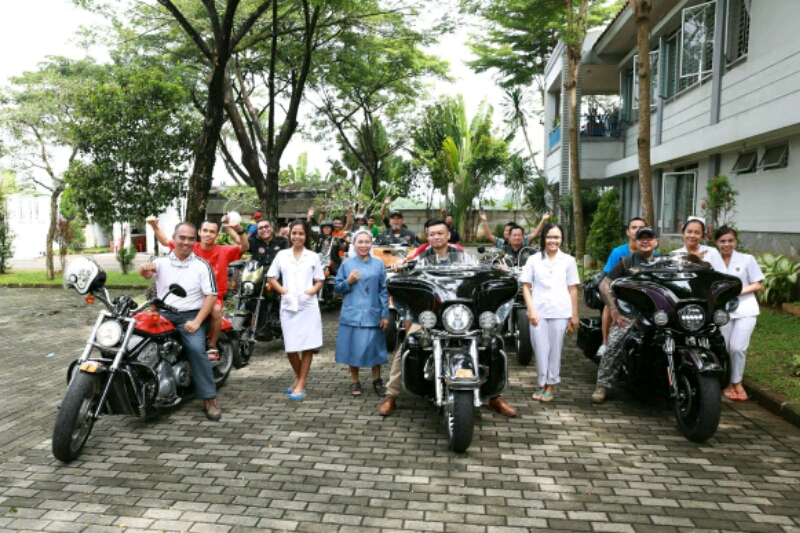 SUNDAY MORNING RIDING HDCI TANGERANG