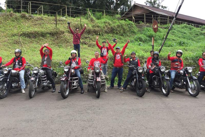 Riungan Keren Maci Jakarta Raya