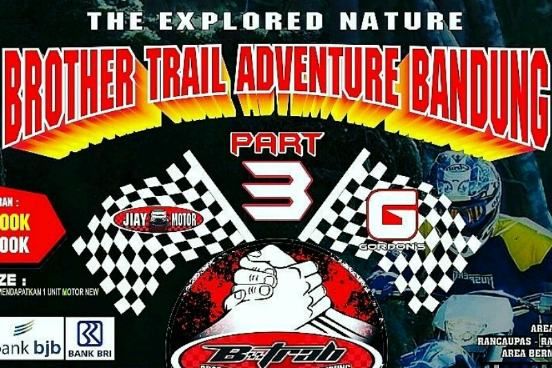 THE EXPLORED NATURE B-TRAB Part 3