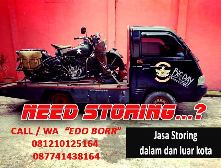 STORING EDO BORR