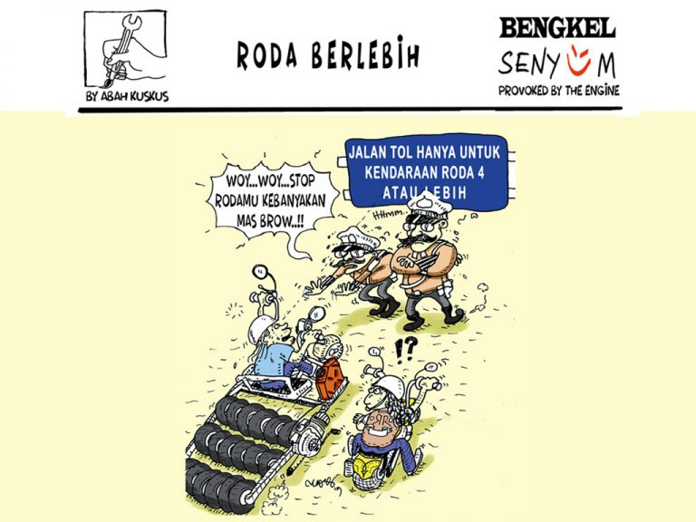 karikatur ridingread