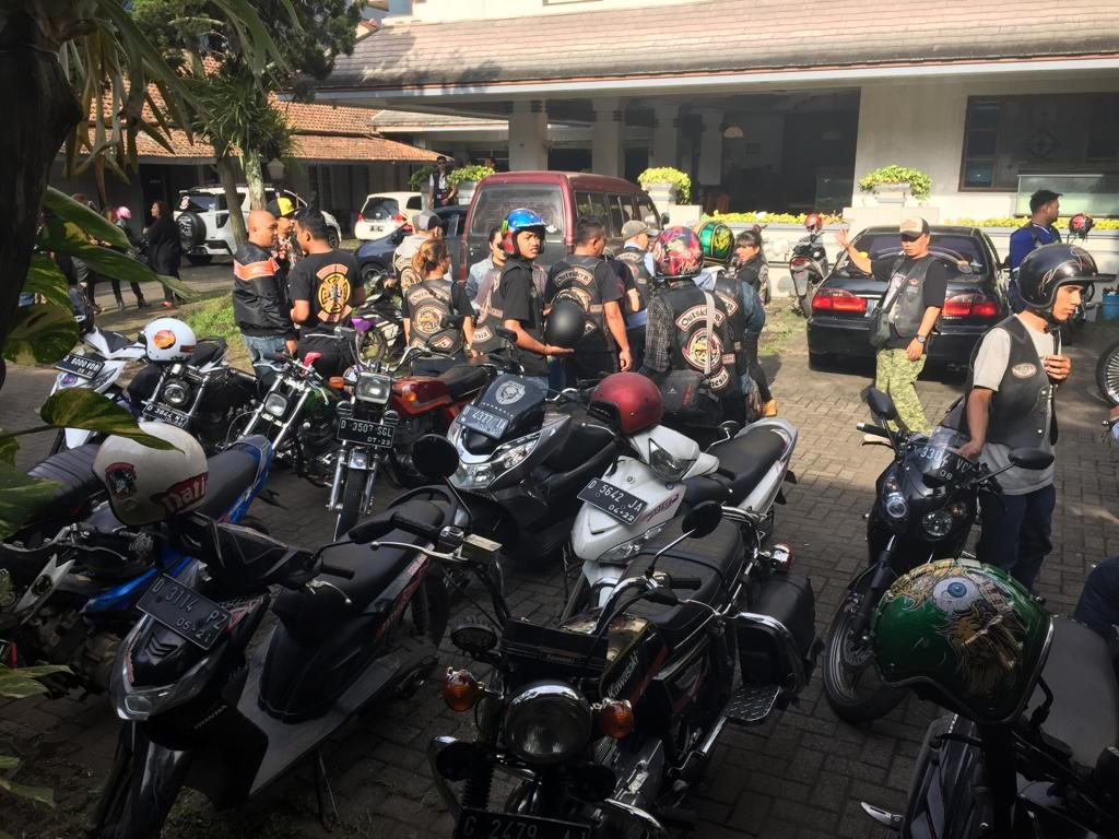 Journey Jakarta-Malang Pp -Islam Nusantara Part:1 Hang Out Club dan Barbeque Ride 2019 by Isfandiari Md