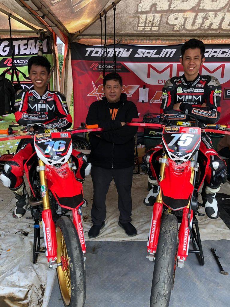 PT. Mitra Pinasthika Mulia (MPM) , MPM Honda Shakespeare dan MPM Honda Jason Racing Team