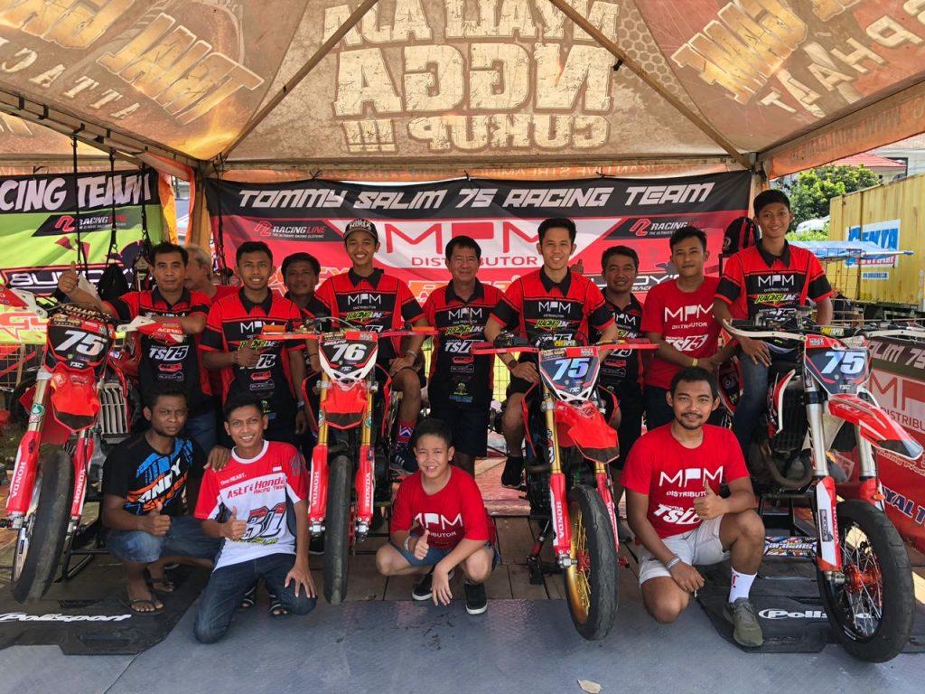 PT. Mitra Pinasthika Mulia (MPM) MPM Honda Shakespeare dan MPM Honda Jason Racing Team