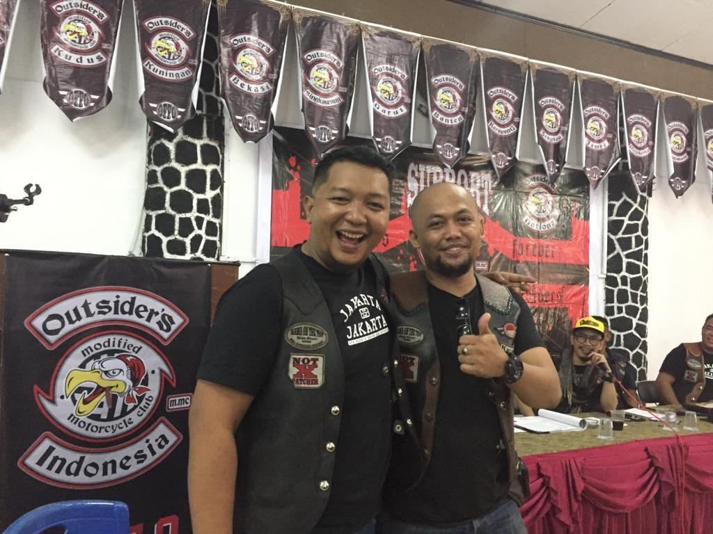 Congratz ..MMC Outsiders Indonesia Punya Brain Baru