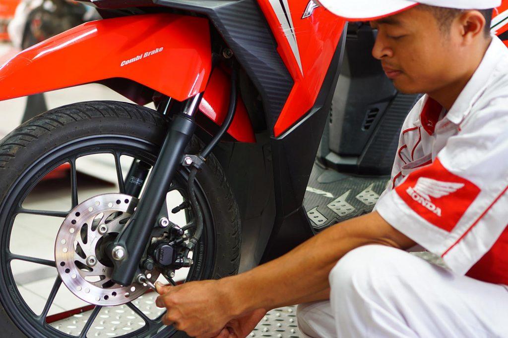 Tips Perawatan Rem Cakram Pada Sepeda Motor By PT DAYA ADICIPTA MOTORA