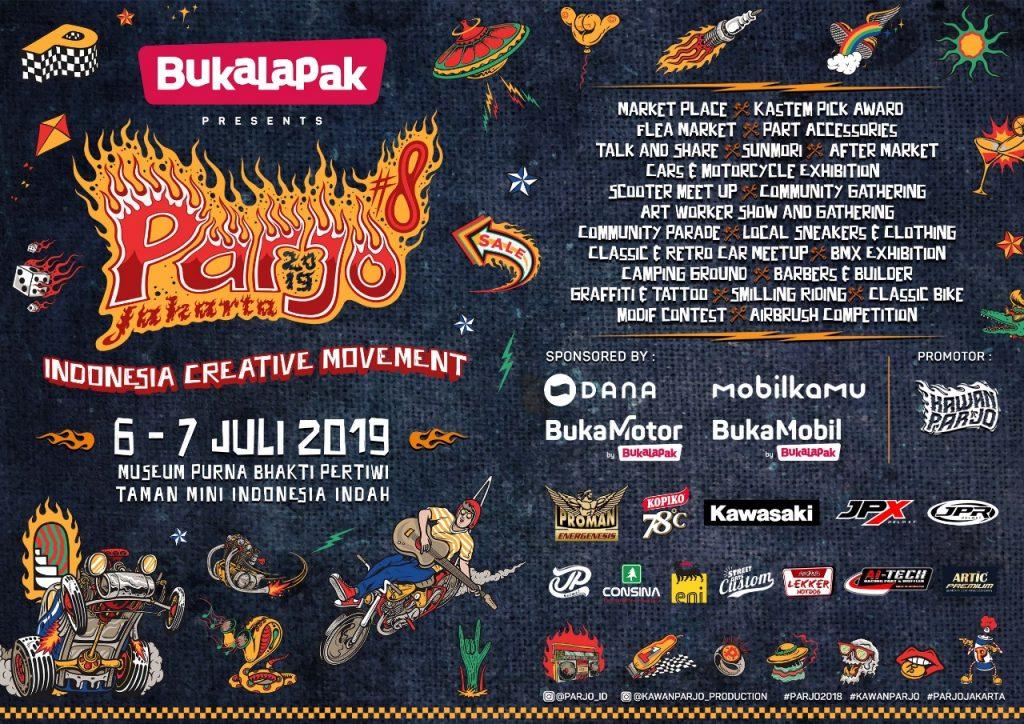 ridingread.com hadir di Bukalapak Parjo 2019