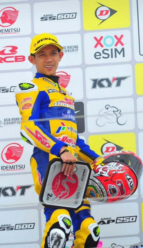 SND Asia Road Racing Championship