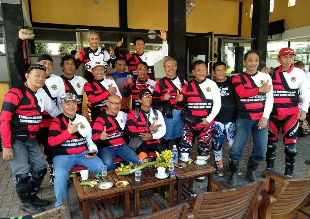 Tua-Tua Keladi, Sudah Tua Masih Tetap Main Trail di Acara ALAS MX '70-'80 Adventure & Race Days, Yuk yang Muda Ikutan!!! By HEL20