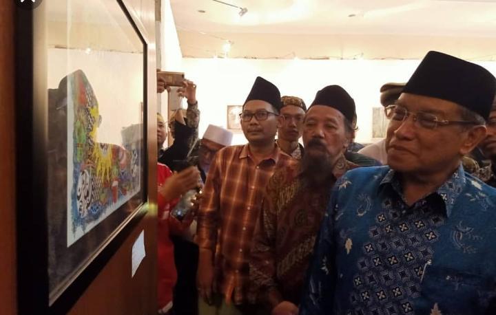 RAKORNAS  3 LESBUMI-LEMBAGA SENI BUDAYA MUSLIMIN INDONESIA-PBNU -GEDUNG GRAHA WILWATIKTA PANDAAN PASURUAN MENEGUHKAN ISLAM NUSANTARA DI ERA MILENIAL By Lutfi Hermansyah