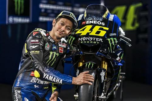 Valentino Rossi (Monster Energy Yamaha MotoGP