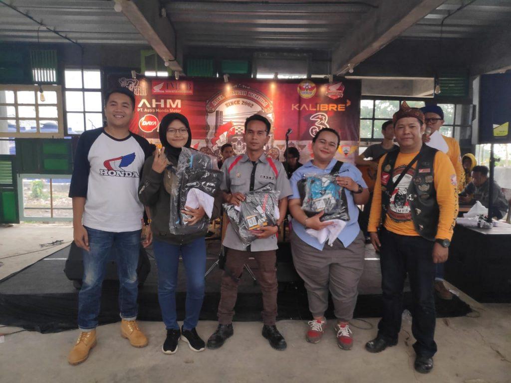 Ikatan Motor Honda Bandung Rayakan Anniversary ke-17