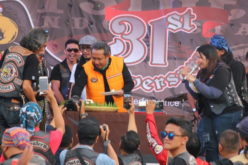 ANNIVERSARY MMC OUTSIDERS INDONESIA, ANYTHING FOR MOTHERLAND-SUBANG PART 2 Kapan Turing Bareng Keluarga Besar Mmc Outsiders Indonesia & Honorary ? By Yankee