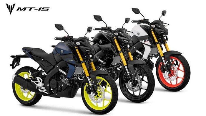Yamaha MT-15, Motor Penantang Naked Bike di Tanah Air By Lutfi Hermansyah