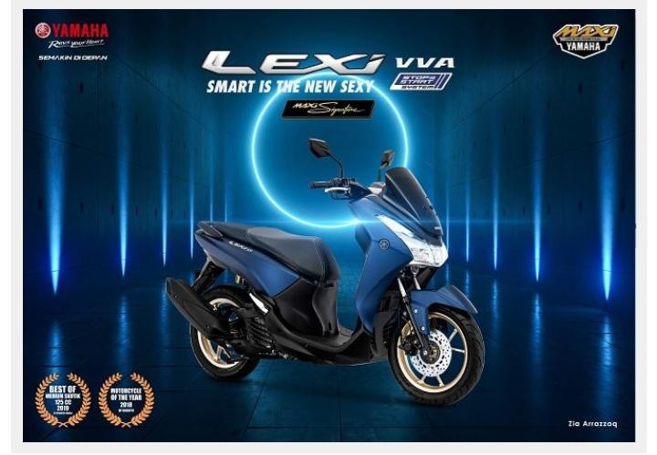 Tunganggangan all generasi, Yamaha Lexi . Keren eeuy By lutfi