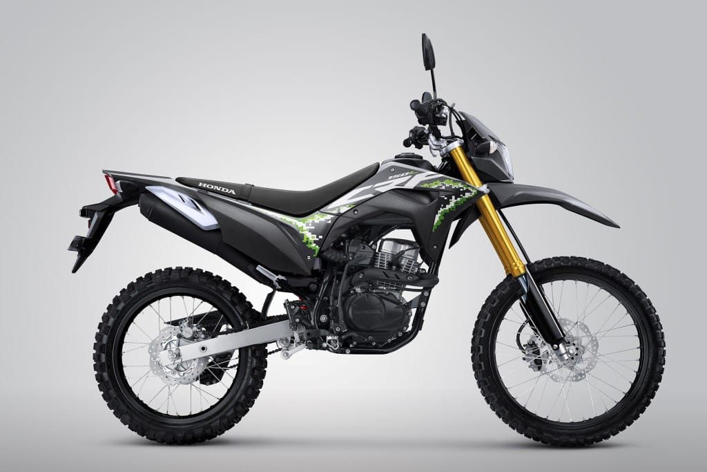 New Honda CRF150L