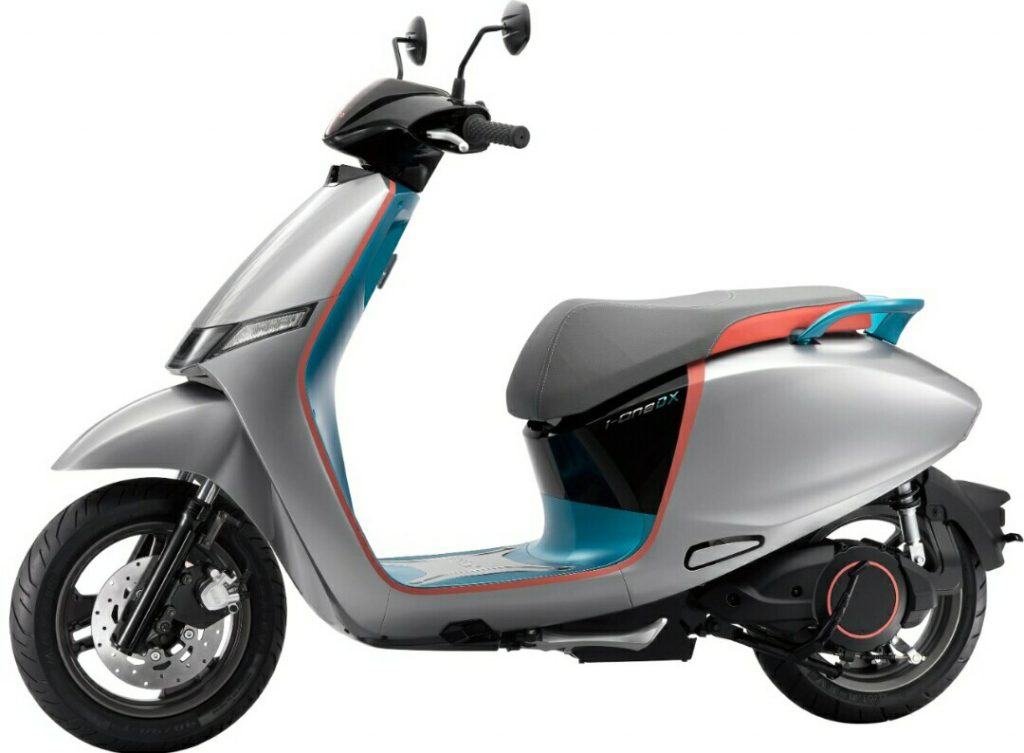 Kymco i-One, Smart Scooter