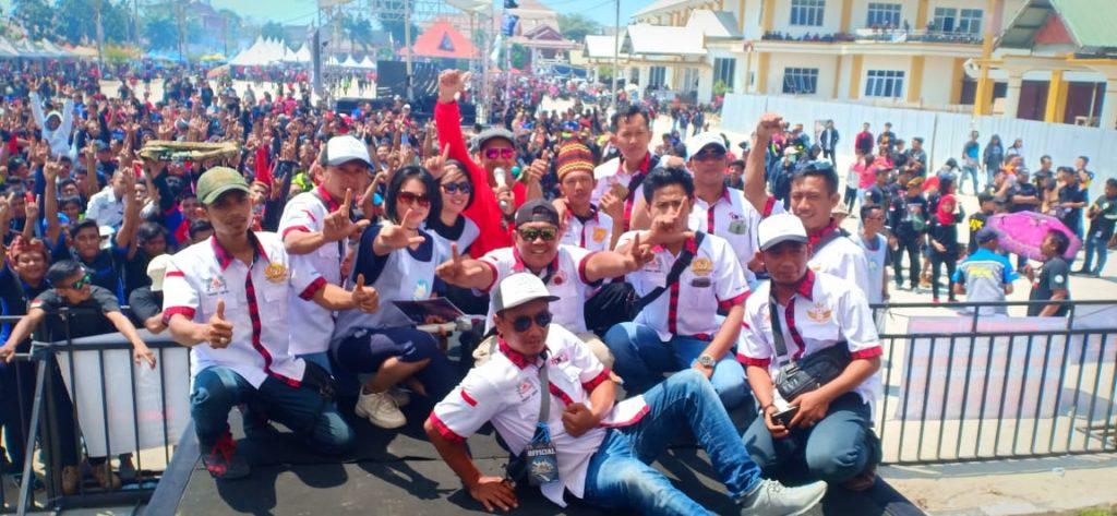 JAMNAS YRKI (Yamaha RX-King Indonesia)  ke XVI Sumatera Bandar Lampung SAAT PARA RAJA BERPESTA… By Alunk Dayak