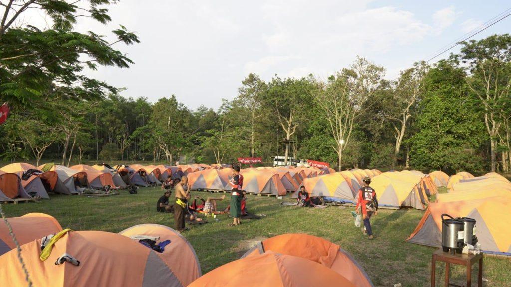 Tantangan di Segala Medan CRF X-Pedition East Java NIKMATI LANSEKAP GUNUNG KAWI DAN GUNUNG KELUD