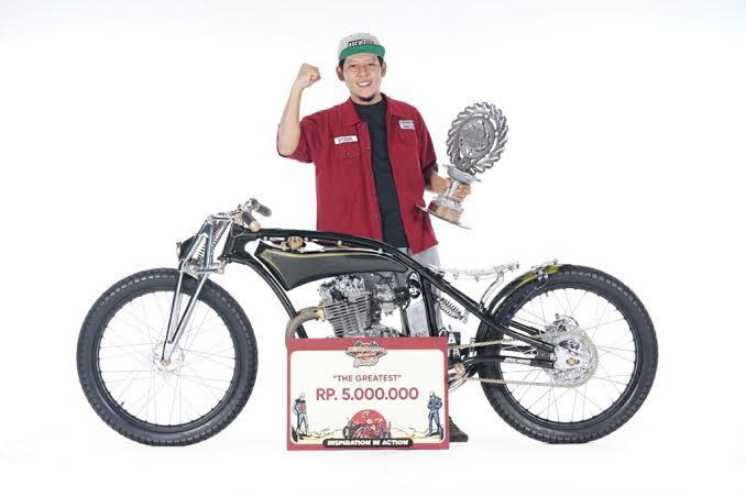Putra asal kota Denpasar juarai The Greatest Suryanation Motorland 2019 by Lutfi Hermansyah