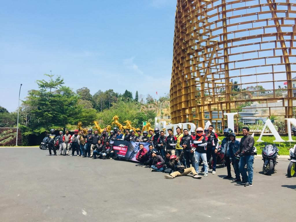 Honda ADV Weekend Ride ROLLING CITY…SAFETY RIDING DAN SILATURAHMI By Andy Qiting