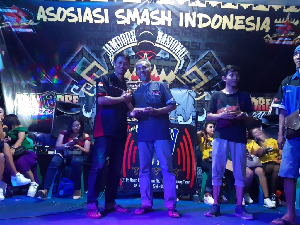 Asosiasi Smash Indonesia Gelar Jambore Nasional Di Lampung – Bukti Eksistensi Komunitas Suzuki Smash Masih Ada Sampai Saat ini By Andy Qiting