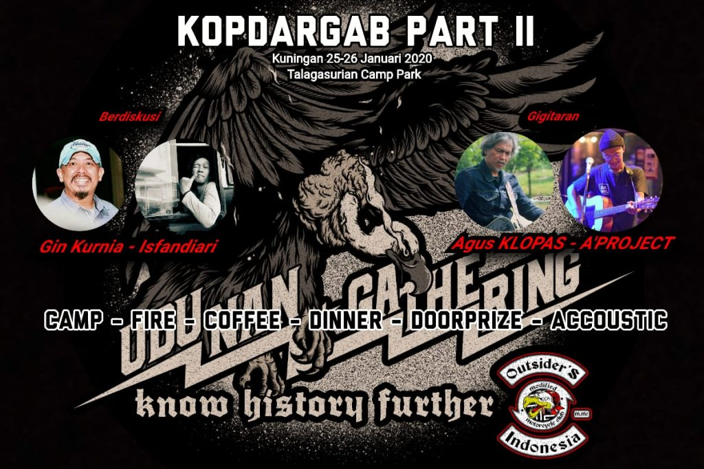 Come And Join Us prepare your engine brotha sistha