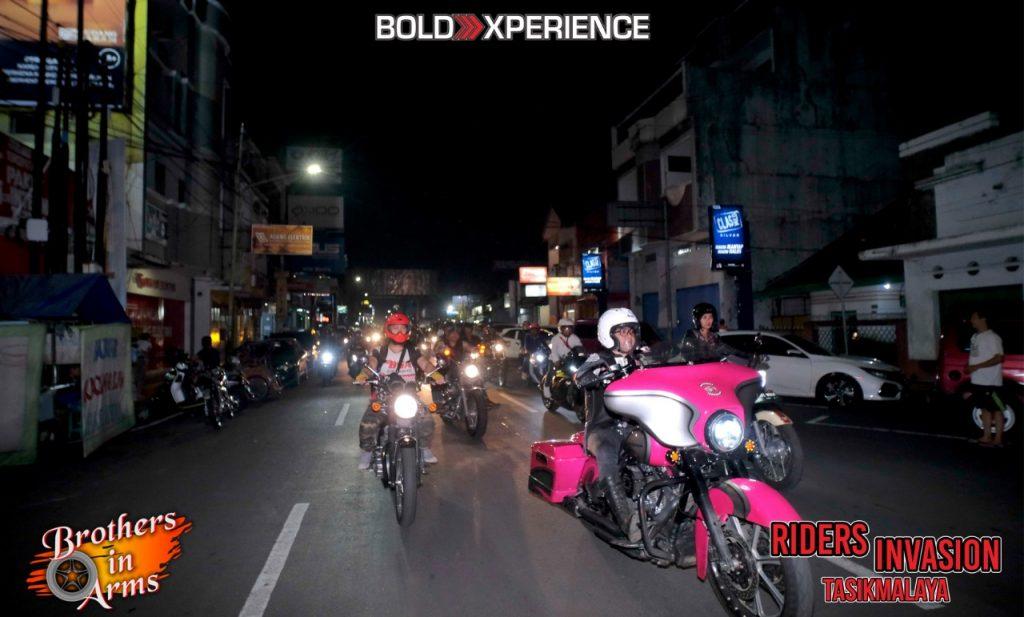 Brothers In Arms Riders Invasion Session Tasikmalaya SERBUAN RAKYAT  BIKERS DI PRIANGAN TIMUR By Isfandiari MD