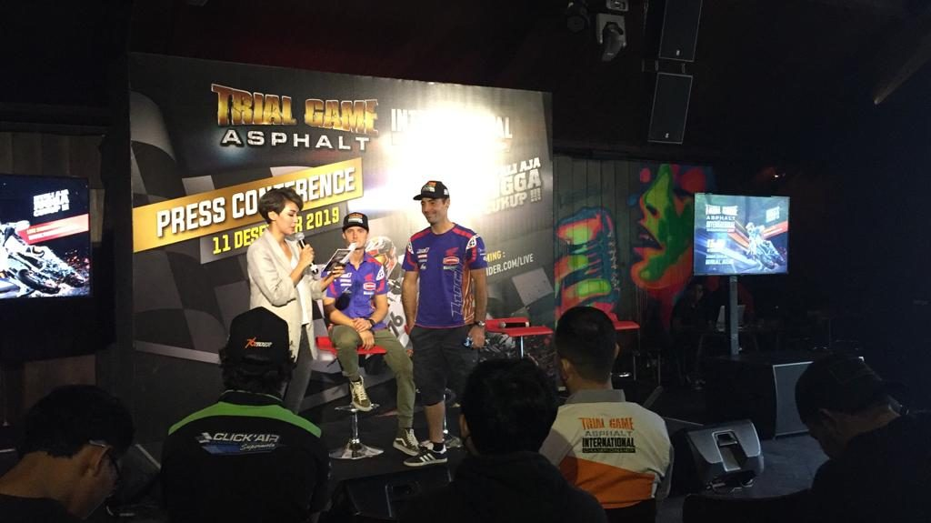 TRIAL GAME ASPHALT INTERNATIONAL CHAMPIONSHIP 2019-CLASH OF TITANS SERI PAMUNGKAS WHO'S THE BEST?WE DON'T  KNOW YET…… By Isfandiari MD