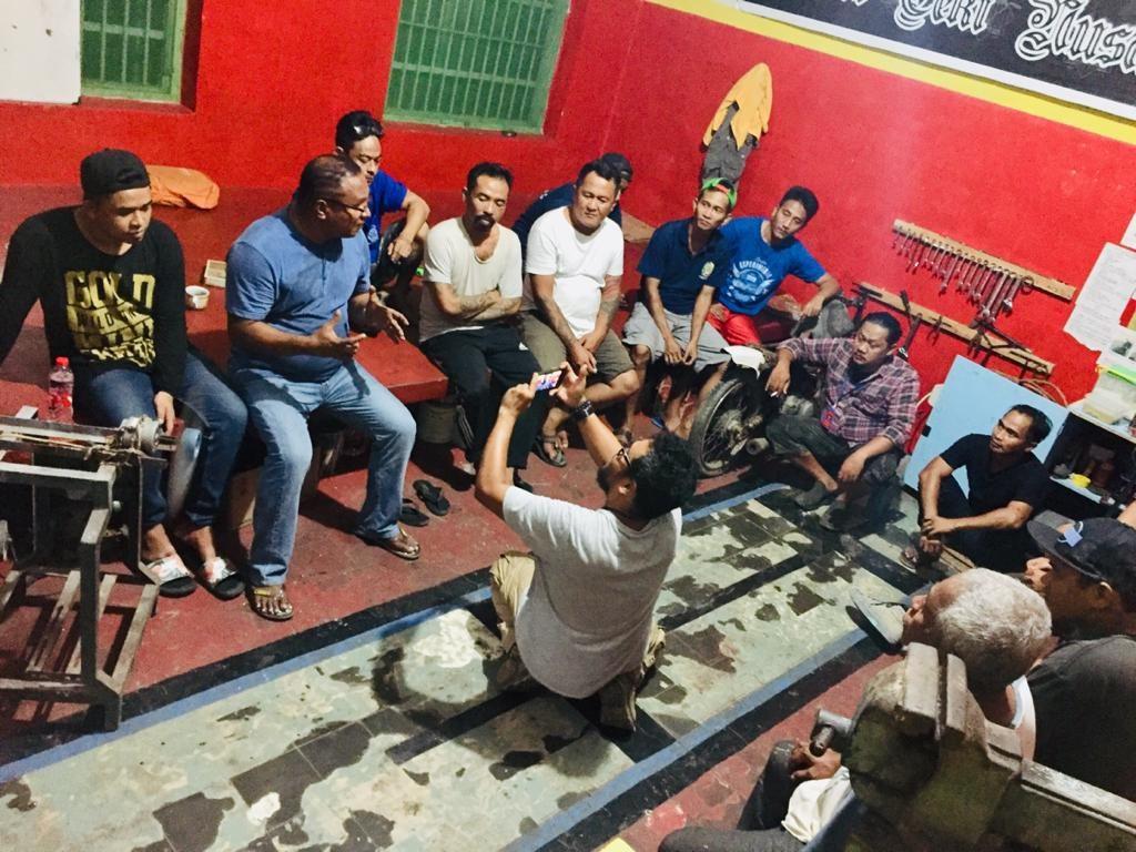 Journey Lapas Nusakambangan Part 3 BARENG JOHN KEI DI LAPAS PERMISAN-KISAH LANJUTAN SUKET TEKI -NUSAKAMBANGAN KUSTOM By Isfandiari MD