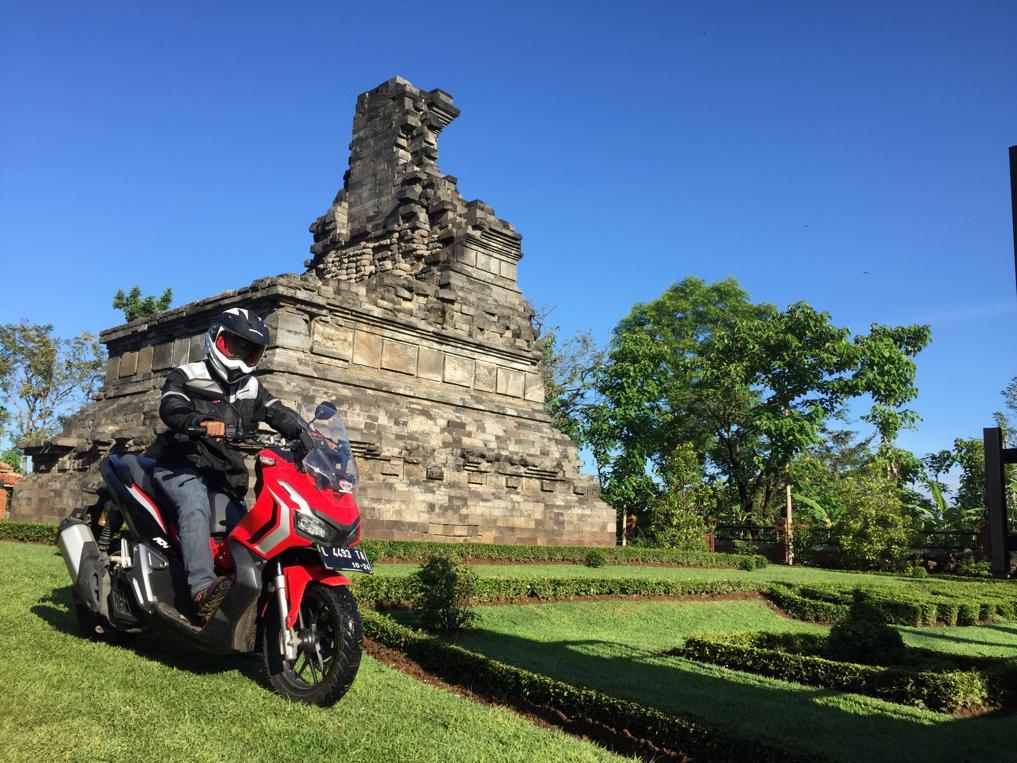 Touring budaya Bumi Majapahit Bersama Honda Adv 150 dan PCX PART 2 By Lutfi Hermansyah