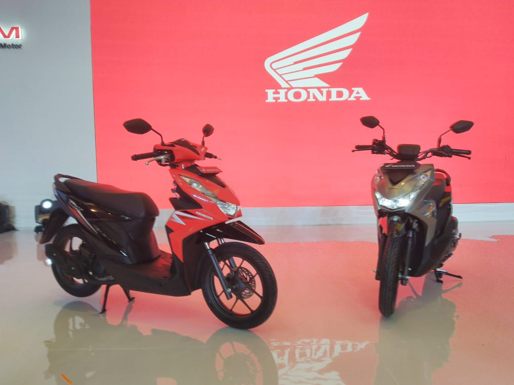 AHM luncurkan All New Honda Beat Series  by Satryo