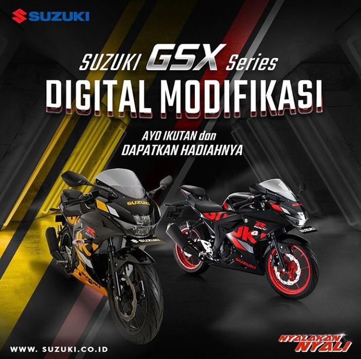 Kompetisi Kreasi Digital ala Suzuki by Satryo