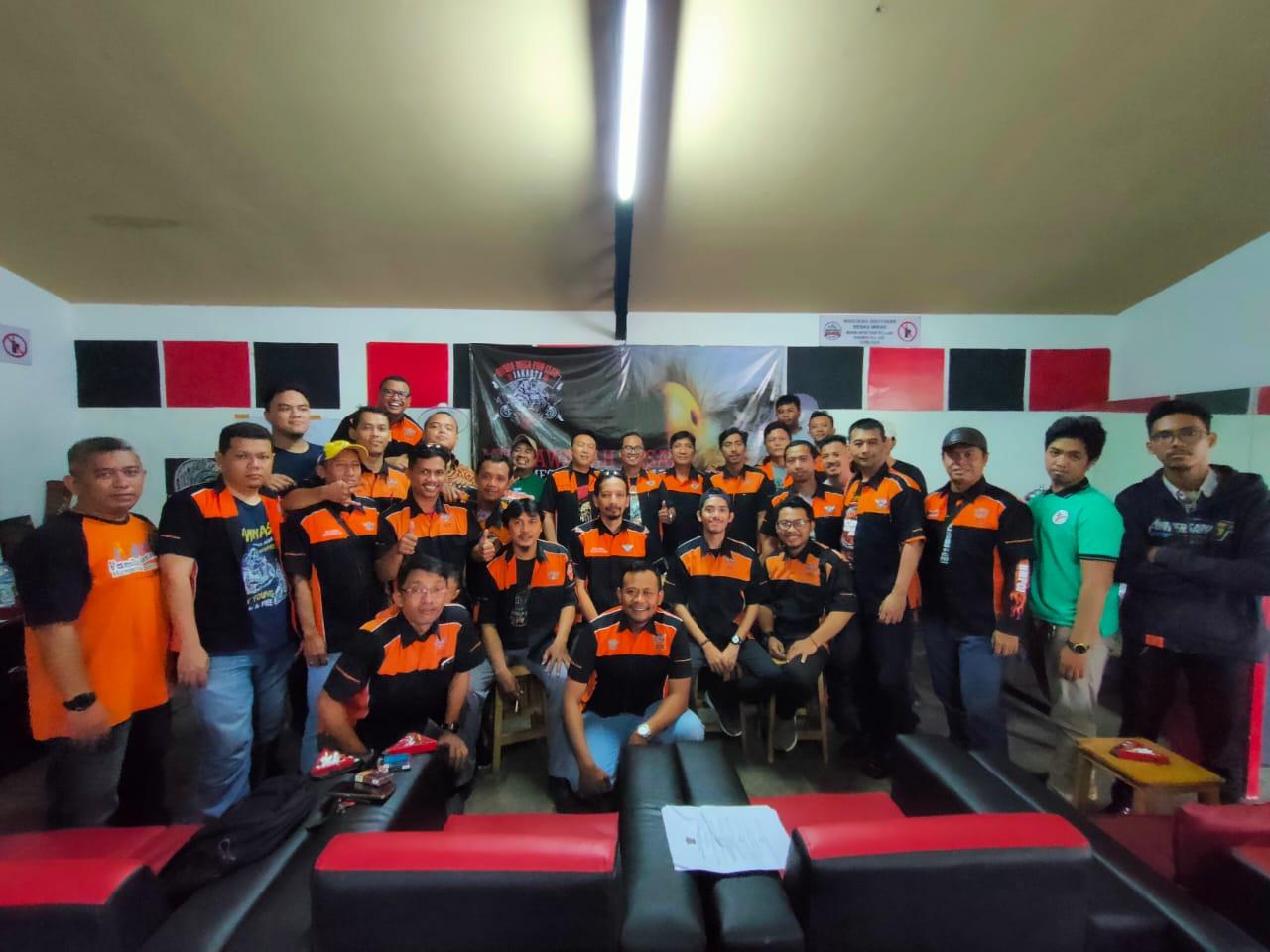 Honda MegaPro Club Jakarta Pilih Ketua Baru Dalam Mubes. By Andy Qiting