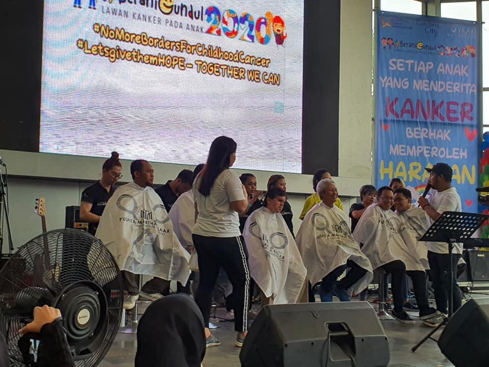Yayasan Kasih Anak Kanker Indonesia (YKAKI) RIUNGAN KEPEDULIAN YANG ...