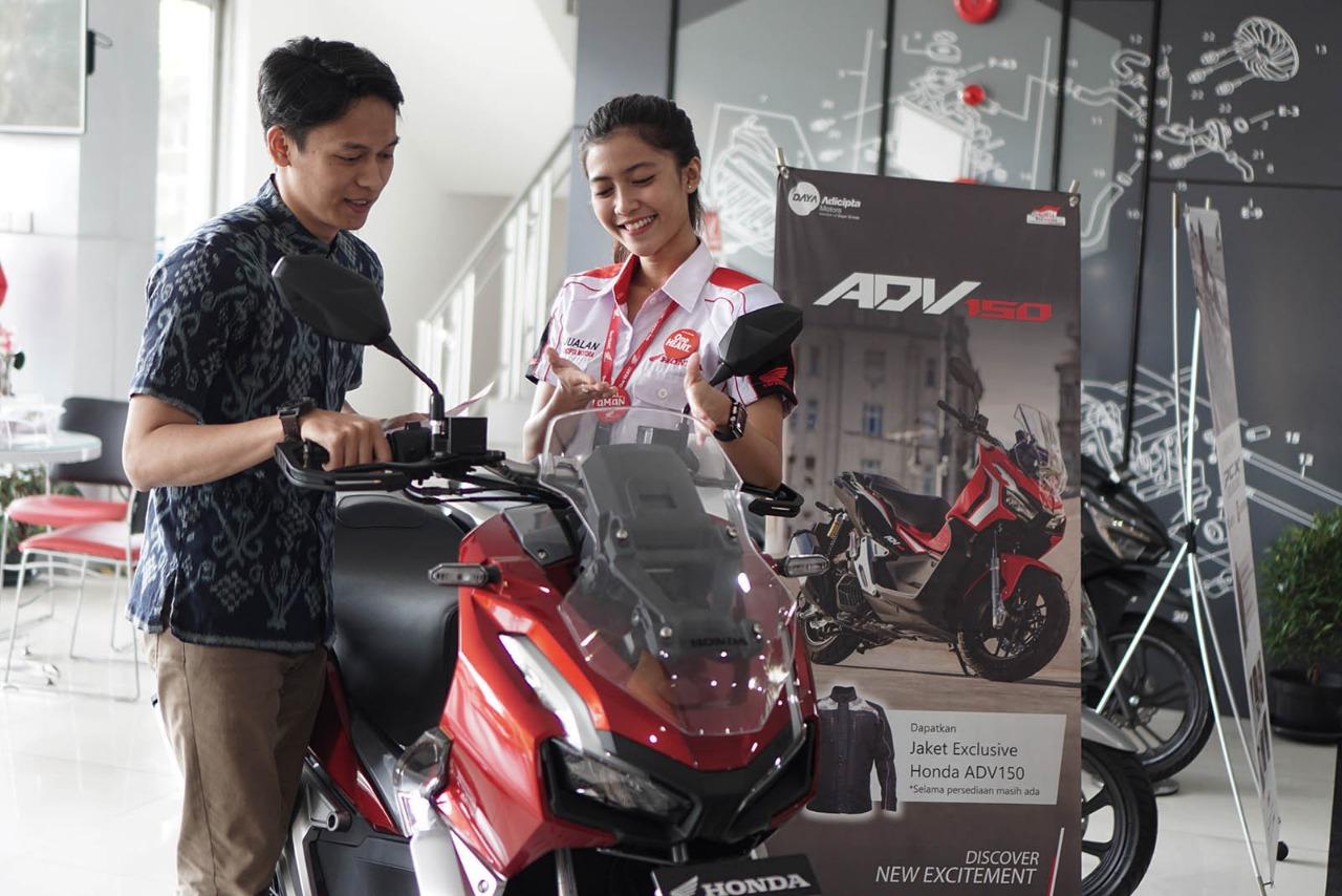 DAM Tawarkan Program Penjualan Honda PCX dan Honda ADV