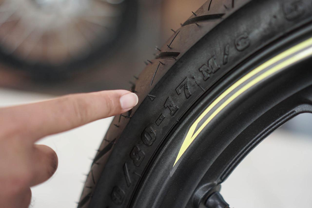 Tips Merawat Ban Sepeda Motor