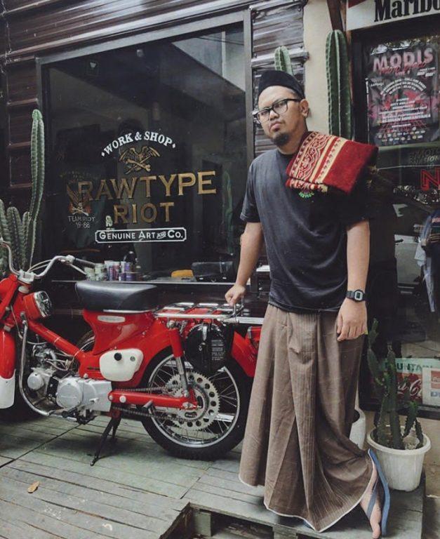 MOTOR TAHUN 90/ 2000AN YANG BANYAK DI BURU  BY SATRYO