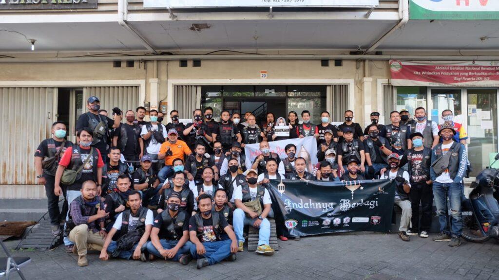 TAB Peduli Berbagi, Bergerak Bersama Ikatan Apoteker Indonesia dan Polrestabes Bandung By Andy Qiting