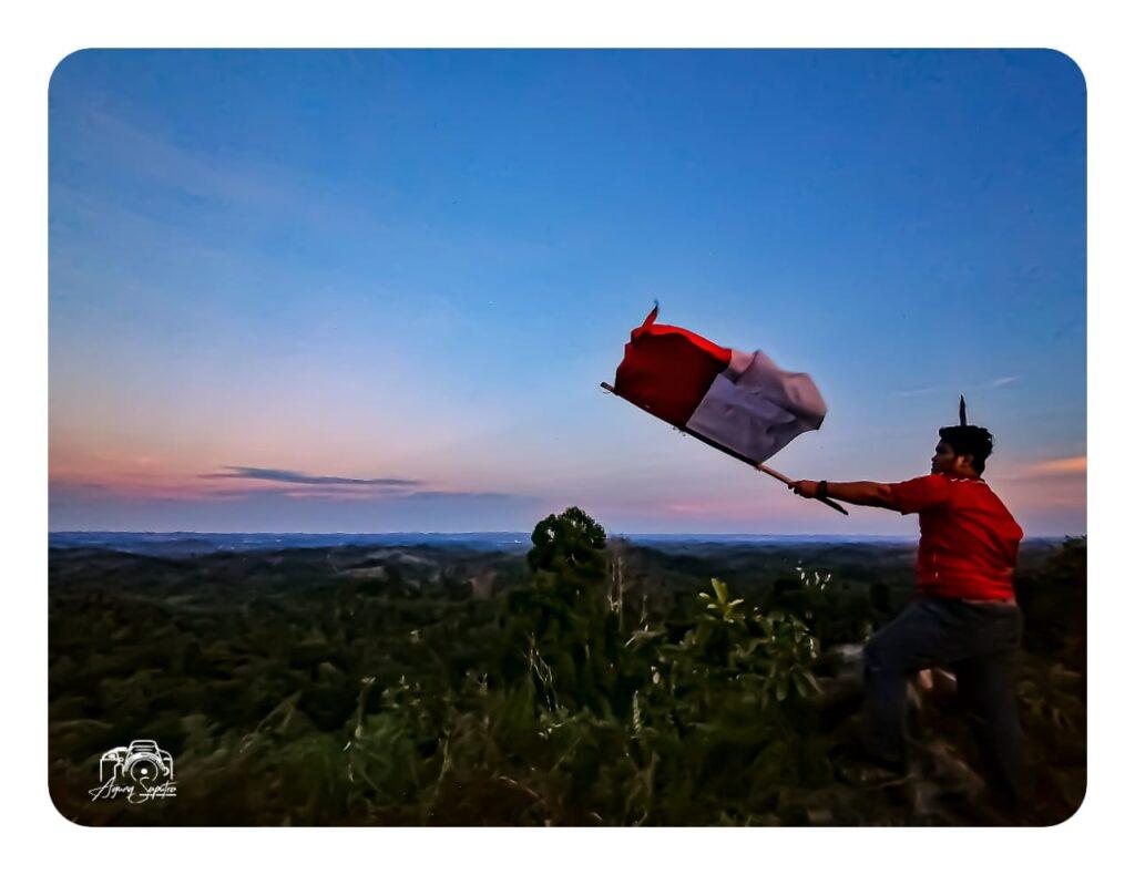 New normalnya Pecinta Alam CAMPING KE BUKIT BATU DINDING BY Agung Saputra