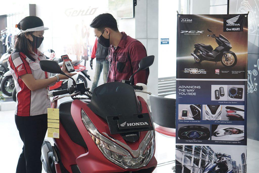 DAM dan tob insurance Perpanjang Program Honda Premium Matic Vaganza dan THR untuk Teman Sehati