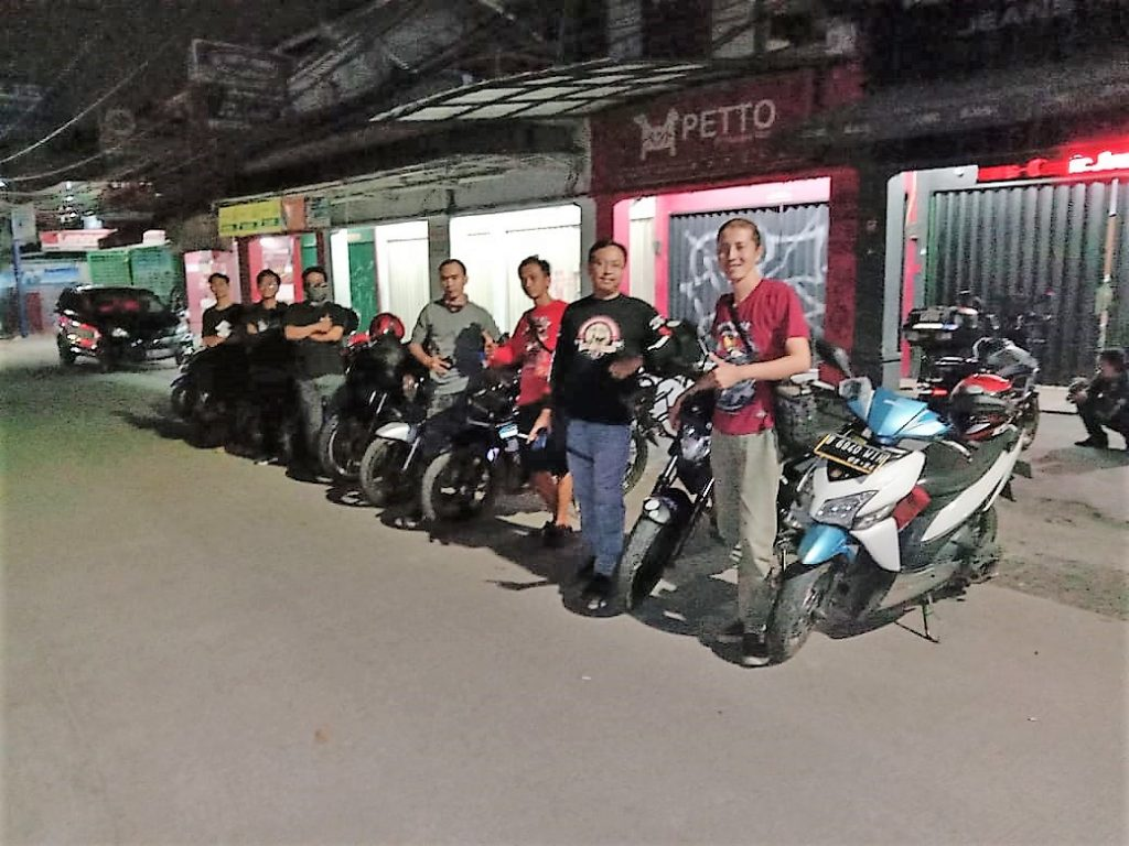 Suzuki Thunder Community Indonesia Kopdar