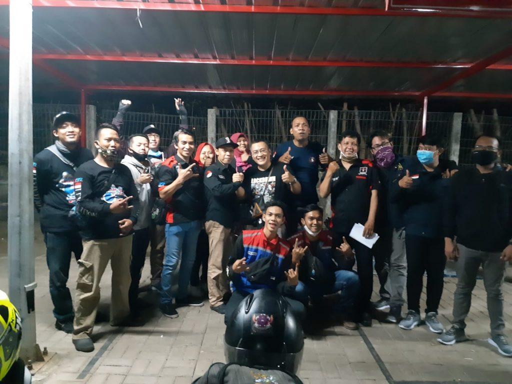 New Normal menjadi Moment Silaturahmi Yamaha Lexi Community Jakarta by Andi Qiting